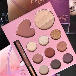 Ulta x Melisa Michelle Makeup Palette
